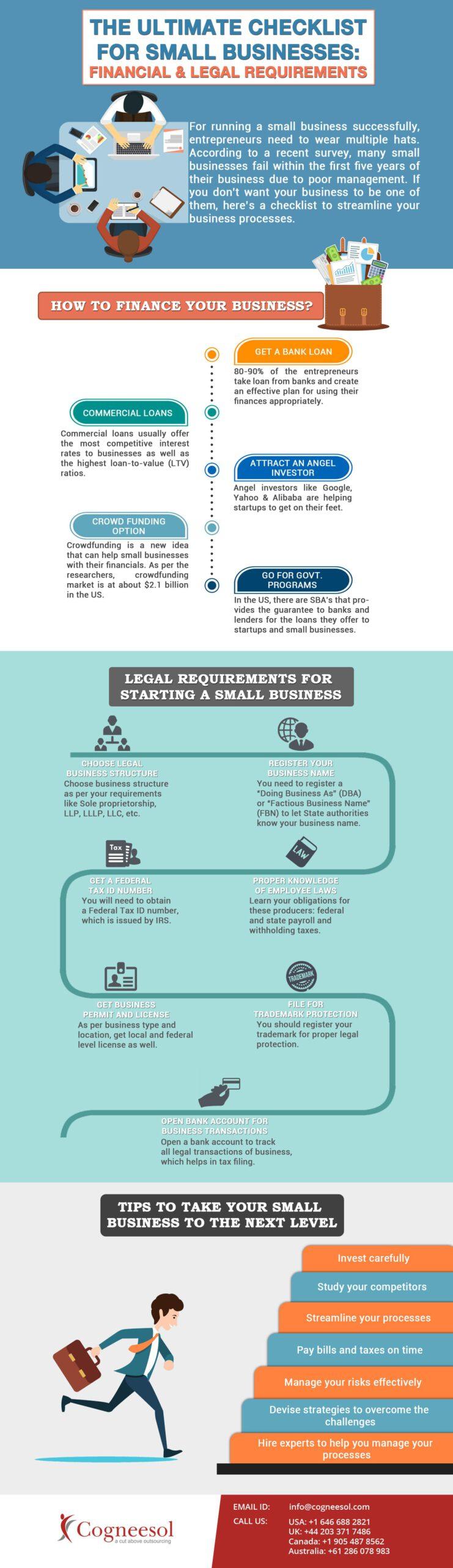 Legal Businesses